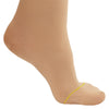 AW Style 222 Anti-Embolism Closed Toe Knee High Stockings - 18 mmHg - Foot
