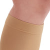 AW Style 222 Anti-Embolism Closed Toe Knee High Stockings - 18 mmHg - Band