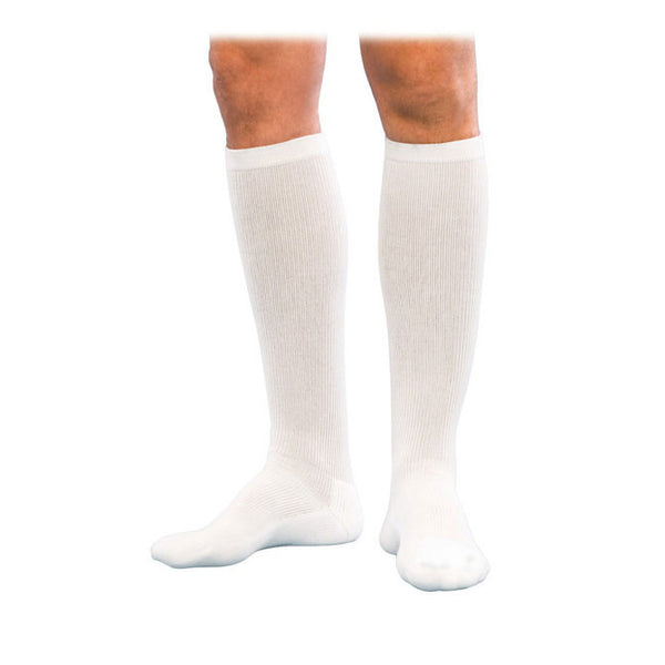 Sigvaris 182 Well Being  Men's Cushioned Comfort Sock - 15-20 mmHg