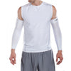 Therafirm Core-Sport Armsleeve - 15-20 mmHg - White
