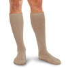 Therafirm Core-Spun Light Support Men's and Women's Knee High Socks - 10-15 mmHg