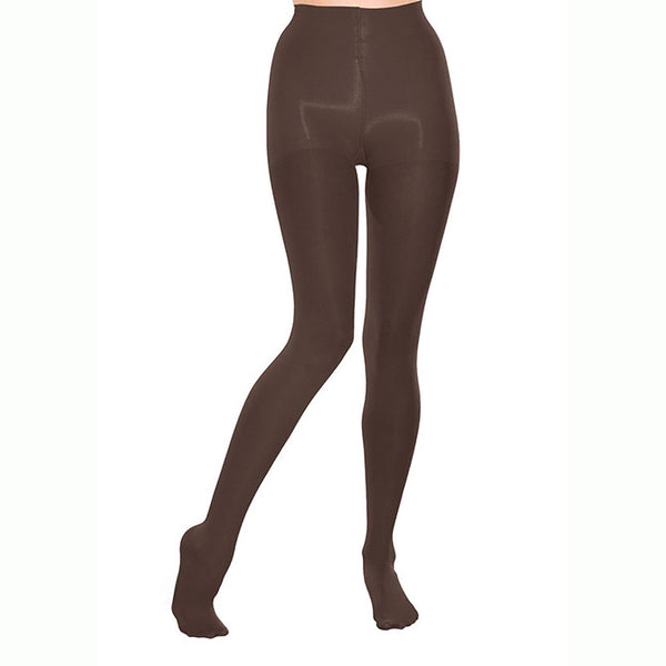 Therafirm Light Support Women's Closed Toe Opaque Tights - 10-15 mmHg