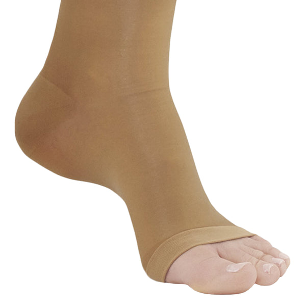 AW Style 230 Signature Sheers Open Toe Knee Highs - 20-30