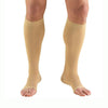 TruForm 0865 Classic Medical Open Toe Knee Highs - 20-30 mmHg