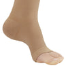 AW Style 293 Medical Support Open Toe Pantyhose - 20-30 mmHg - Foot