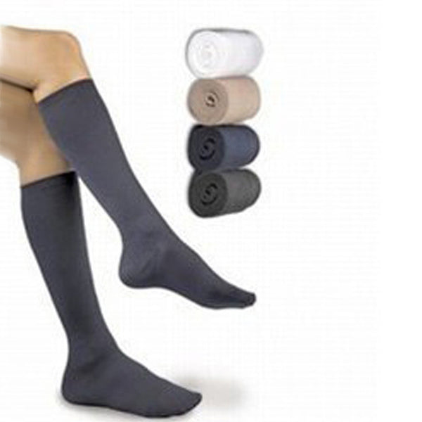 FLA Activa Sheer Therapy Women's Knee High Dress Socks - 15-20 mmHg
