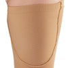 AW Style 320 Anti-Embolism Open Toe Thigh High Stockings - 18 mmHg - Band