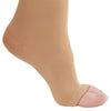 AW Style 322 Anti-Embolism Open Toe Knee High Stockings - 18 mmHg - Foot