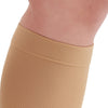 AW Style 322 Anti-Embolism Open Toe Knee High Stockings - 18 mmHg - Band