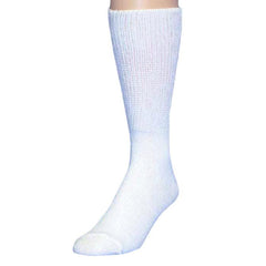 HealthTrak No-Bind Comfort Top Crew Socks - 2 Pack