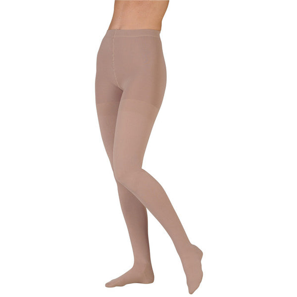 Juzo 3512 Dynamic (Varin) Soft Open Toe Pantyhose - 30-40 mmHg