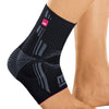 Medi Levamed Ankle Support w/Silicone Inserts - Black