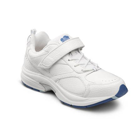 Dr. Comfort Women's Spirit Athletic Shoes - White