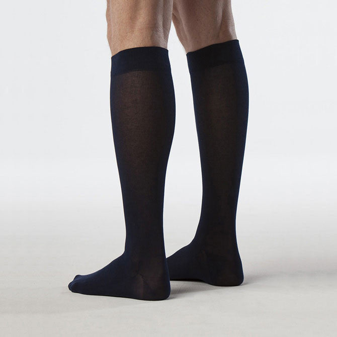 many fashionable los angeles sale usa online Sigvaris Style 222 Zurich Collection Men's Sea Island Cotton Socks -20-30  mmHg