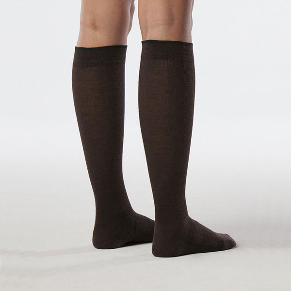 Sigvaris 152 Zurich Collection Women's All-Season Knee High Wool Socks - 15-20 mmHg