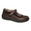 Drew Women's Active Rose Shoes - Brown Full Grain Leather