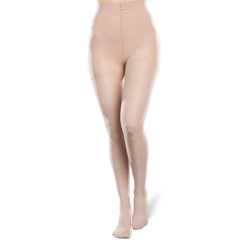 Therafirm EASE Opaque Women's Pantyhose - 20-30 mmHg - Natural
