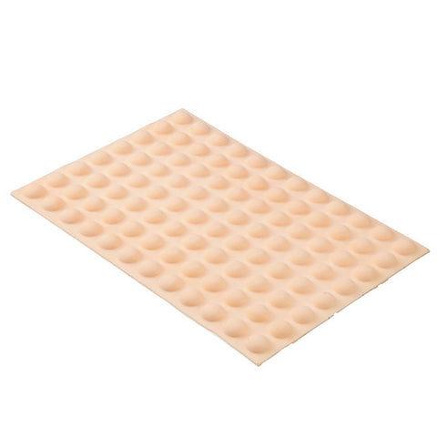 Medi Coarsely Napped Lymphpads (5 Per Box)