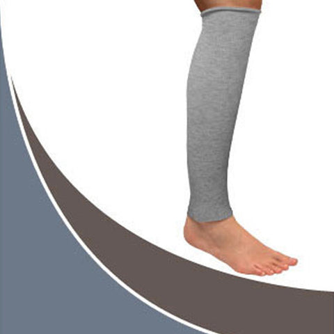 CircAid Comfort Silver Knee High Liners (Footless)