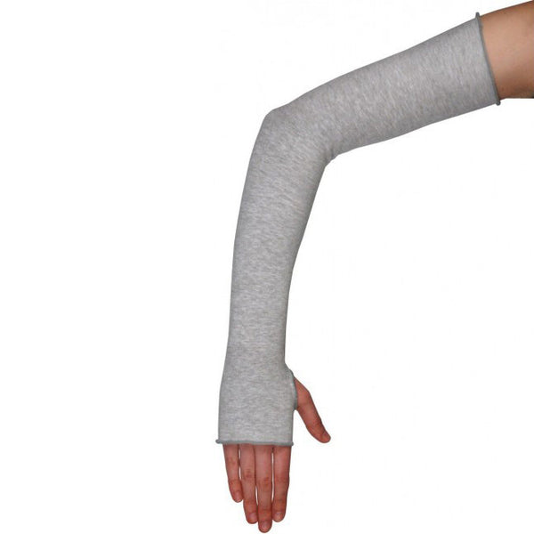 CircAid Comfort Silver Arm Liner (w/Thumbhole)