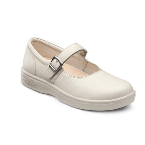 Dr. Comfort Women's Merry-Jane Shoes - Beige