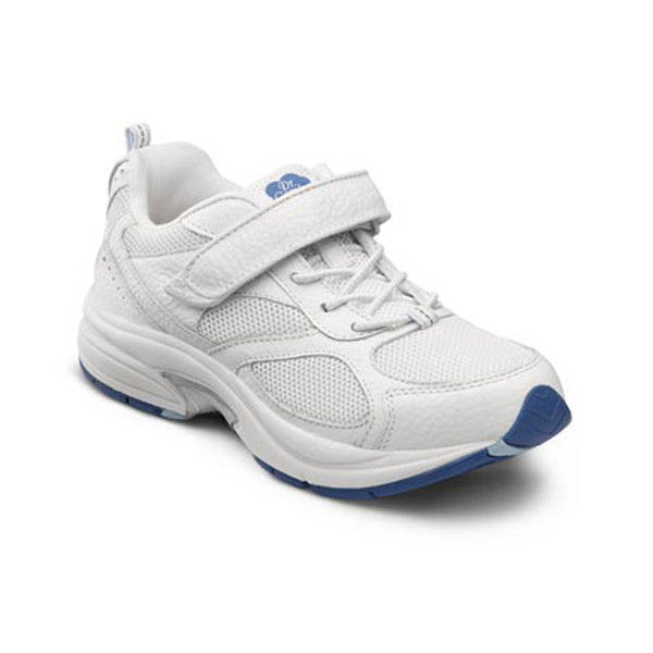 Dr. Comfort Women's Athletic Victory Shoes - White