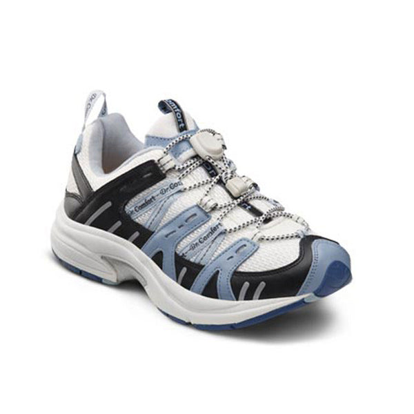 Dr. Comfort Women's Athletic Refresh Shoes -Blue