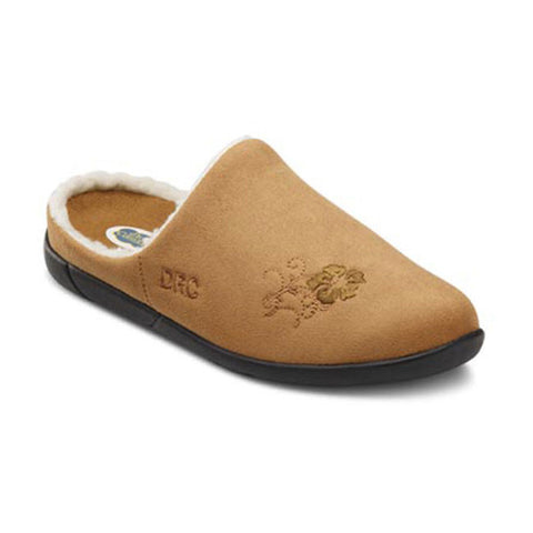 Dr. Comfort Women's Cozy womens-slippers - Camel