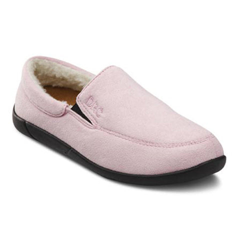 Dr. Comfort Women's Cuddle womens-slippers - Pink