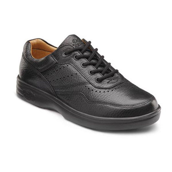 Dr. Comfort Women's Patty Walking Shoes - Black