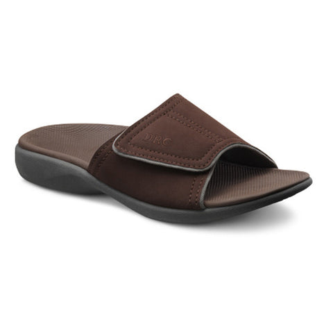 Dr. Comfort Men's Connor Slide Sandals