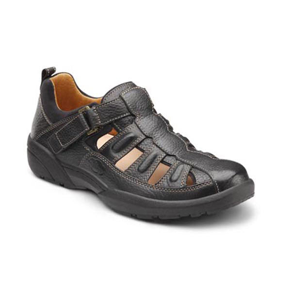 Dr. Comfort Men's Fisherman Casual Open Air Shoes