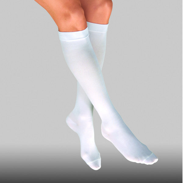 Jobst Anti-Embolism Closed Toe Knee Highs - 18 mmHg