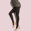 Preggers by Therafirm Opaque Maternity Pantyhose - 30-40 mmHg