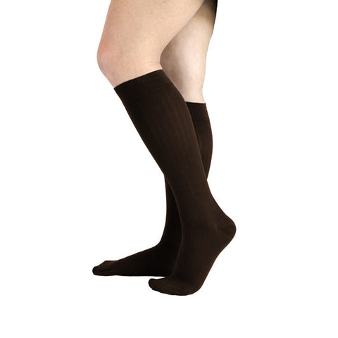 Medi Vitality Women's Socks - 20-30 mmHg - Chocolate