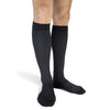 Sigvaris Compression Socks Graphite Heather Microfiber Women
