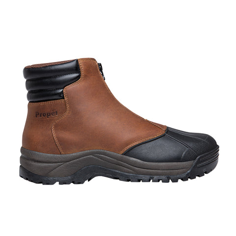 Propet Men's Blizzard Mid Zip Boots