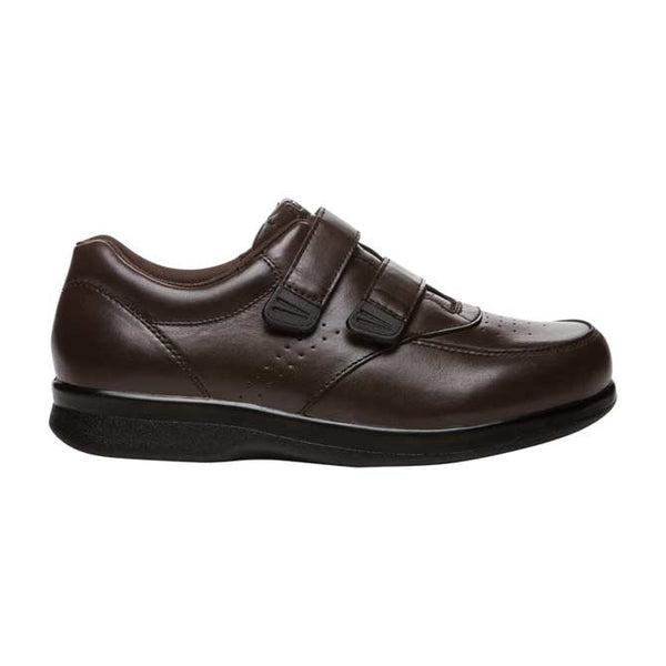 Propet Men's Vista Strap Shoes - Brown