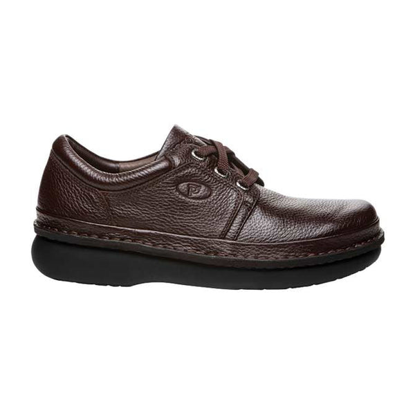 Propet Men's Villager Casual Shoes - Brown Grain