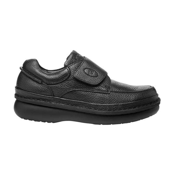 Propet Men's Scandia Strap Casual Shoes - Black