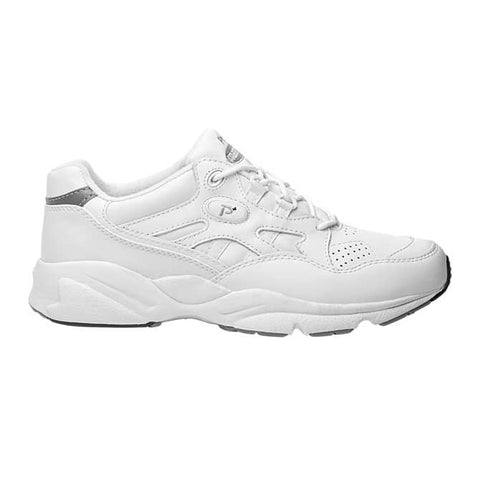 Propet Women's Stability Walker Shoes - White