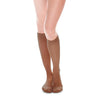 Therafirm EASE Sheer Closed Toe Knee Highs - 15-20 mmHg