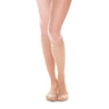 Therafirm EASE Sheer Closed Toe Knee Highs - 15-20 mmHg - Sand