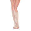 Therafirm EASE Sheer Open Toe Knee Highs- 20-30 mmHg - Natural