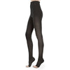 Therafirm EASE Sheer Open Toe Pantyhose - 20-30 mmHg - Black