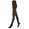 Therafirm EASE Sheer Closed Toe Pantyhose- 20-30 mmHg - Cocoa