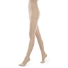 Therafirm EASE Sheer Closed Toe Pantyhose- 20-30 mmHg - Natural