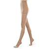 Therafirm EASE Sheer Closed Toe Pantyhose- 20-30 mmHg - Sand