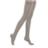 Therafirm EASE Sheer Closed Toe Thigh Highs w/Silicone Band - 20-30 mmHg - Coal