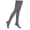 Therafirm EASE Sheer Closed Toe Thigh Highs w/Silicone Band - 20-30 mmHg - Navy